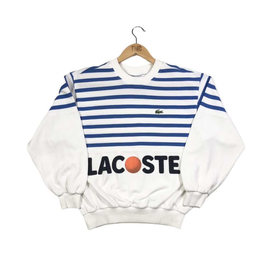 vintage_lacoste_white_striped_spell_out_sweatshirt