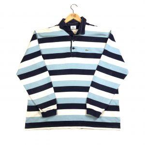 vintage_lacoste_blue_striped_polo_sweatshirt