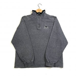 vintage_kappa_back_logo_quarter_zip_sweatshirt
