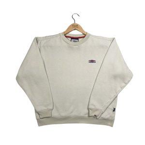vintage_umbro_essential_logo_beige_sweatshirt