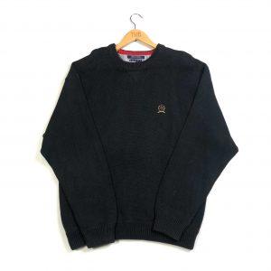 vintage_tommy_hilfiger_essential_crest_logo_knit_jumper
