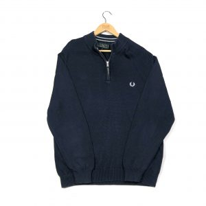 vintage_clothing_fred_perry_quarter_zip_knit_sweatshirt