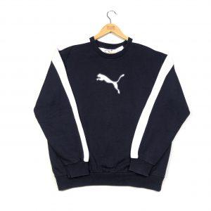 vintage_puma_big_centre_logo_navy_sweatshirt