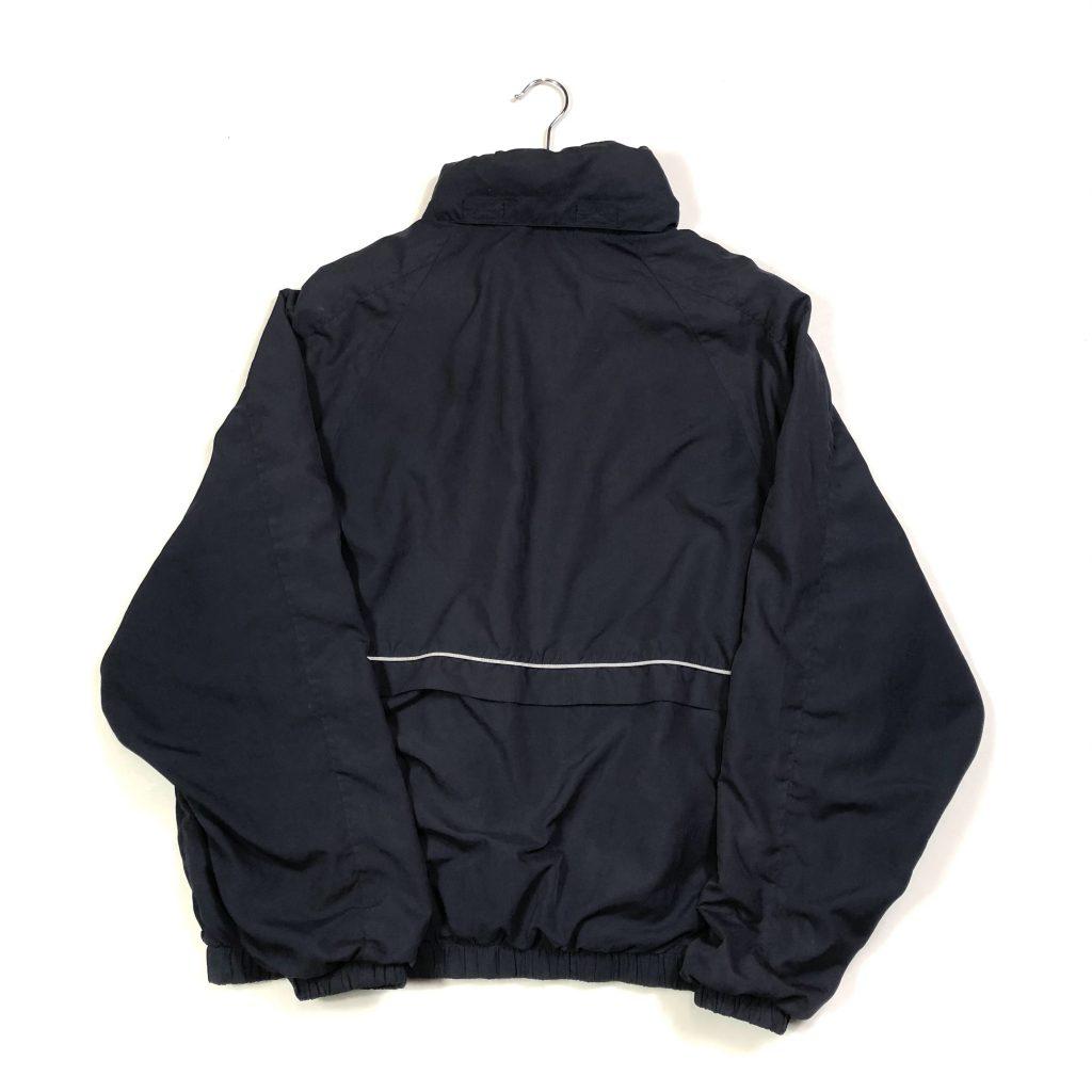 vintage lacoste navy jacket