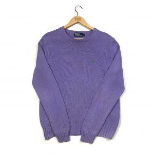vintage_ralph_lauren_lilac_knit_jumper_medium_s0957