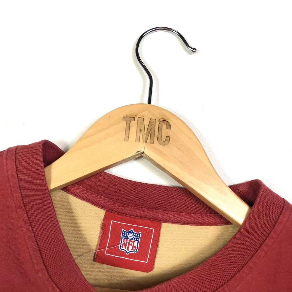 vintage usa nfl san francisco 49ers t-shirt