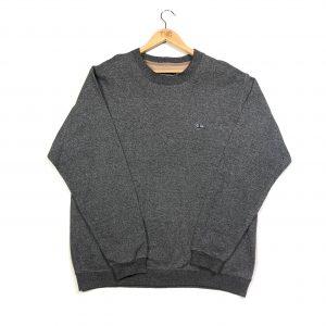 vintage clothing champion essential c logo grey sweatshirt