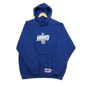 vintage american sports nfl new york giants team hoodie
