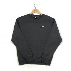 vintage clothing nike essentials grey sweatshirt