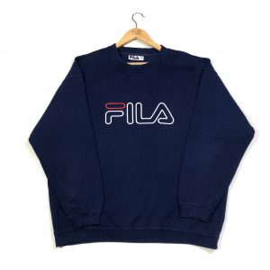 vintage_clothing_fila_embroidered_logo_navy_sweatshirt